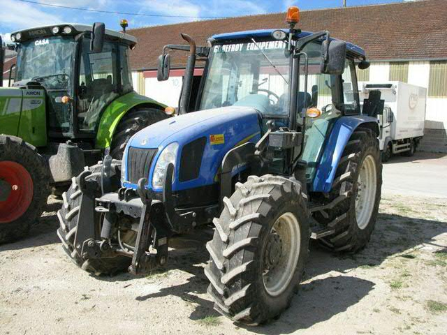 Tracteur Agricole New Holland T5040 an 09 660 H