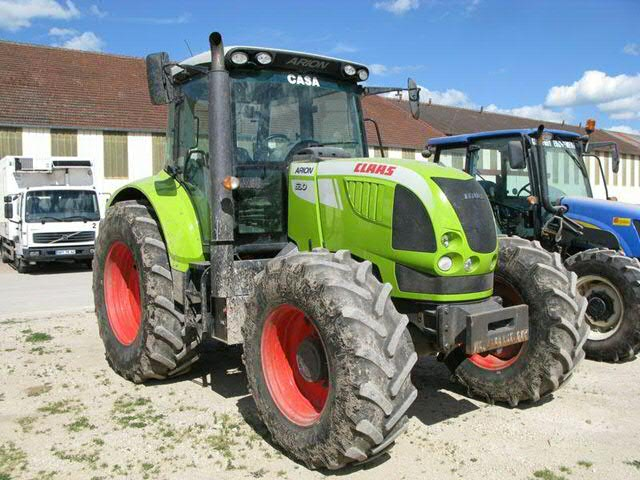 tracteur agricole claas arion 630 n an 09 980 h d tail. Black Bedroom Furniture Sets. Home Design Ideas