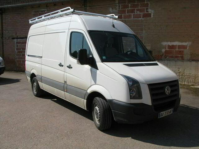 VW Crafter 35 TDI 136 3665 an 2010 13.200 kms