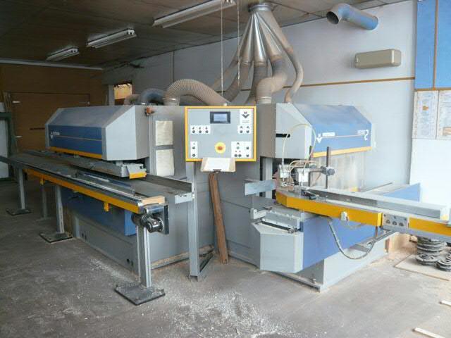 Machine num rique fabriquer les fen tres vertongen for Fabriquer fenetre atelier bois