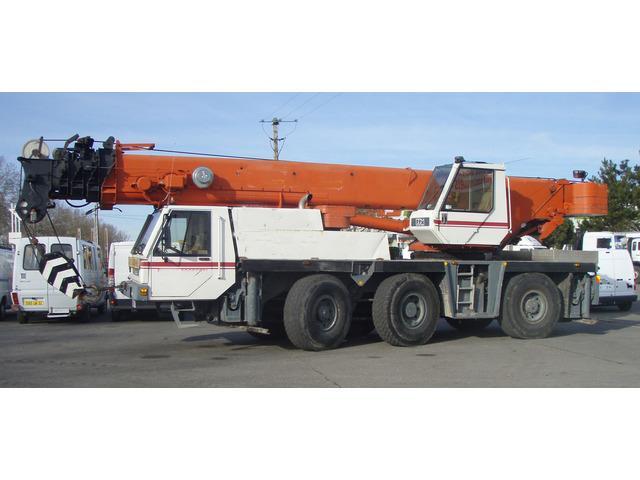 """""""VASP GRUE P.P.M. 7626 VC 47 Type constructeur : AHAXM3 N°de Série"""