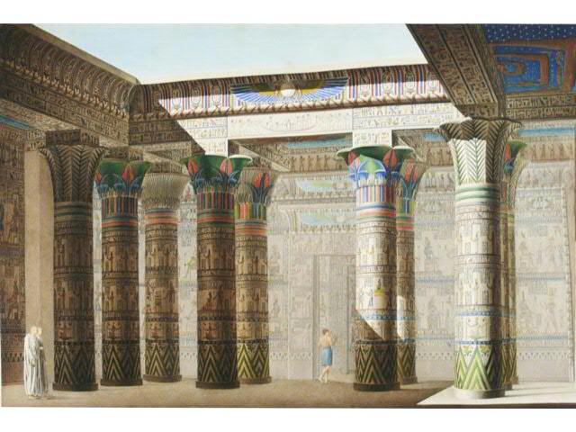 Egypte. DESCRIPTION DE L'EGYPTE. -ou Recueil des observations et des