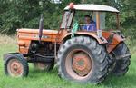 Tracteur SOMECA 550