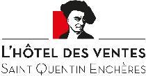 logo SELARL MORO-DELOBEAU et L'HOTEL DES VENTES - Saint-Quentin Enchères