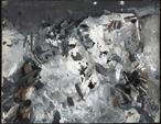 Bata MIHAILOVITCH (1923-2011) Composition, 1960 Huile sur toile signée