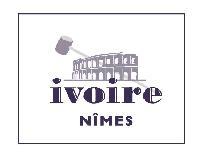 logo SCP CHAMPION-KUSEL et HOTEL DES VENTES DE NIMES