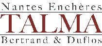 logo BERTRAND Virginie and Nantes Enchères Talma - BERTRAND-DUFLOS