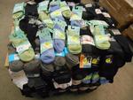 lot de 700 paires de chaussettes  Ordre non définitif