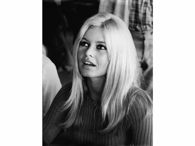 Roger PICARD, né en 1931 Brigitte Bardot « ingénue », 1963 Tirage