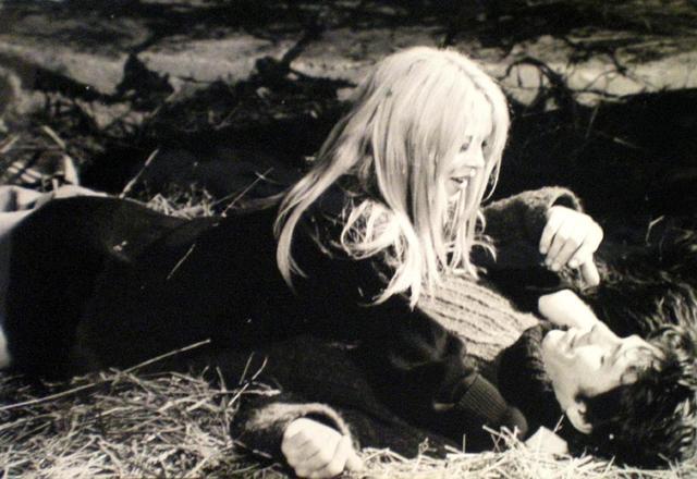 CROLLALANZA Brigitte Bardot, A Coeur Joie, Ca.1967 Tirage argentique