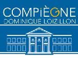 logo Maître Dominique LOIZILLON  et Hôtel des ventes de Compiègne