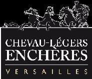 logo Me CHAUSSELAT et CHEVAU LEGERS ENCHERES