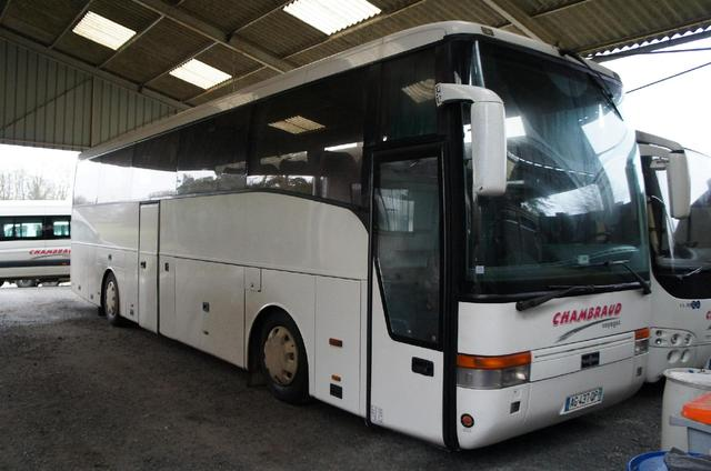 VAN HOOL 915 ACRON, type  915SS2, carrosserie CAR, 1ère mise en circulation