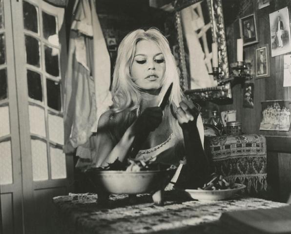 Brigitte Bardot Dans Viva Maria, 1965 Photographie de plateau, tirage