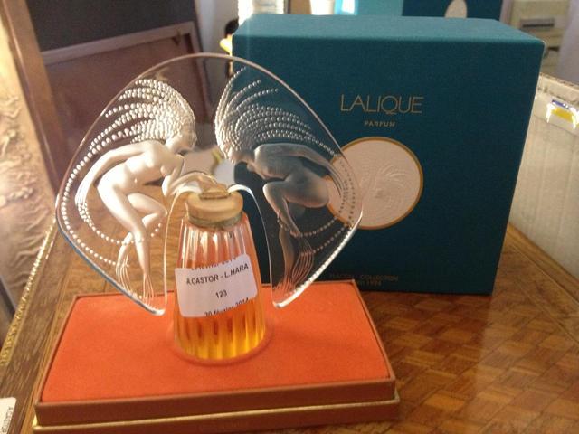 LALIQUE France Flacon collection, 1998, coffret, 100/150€
